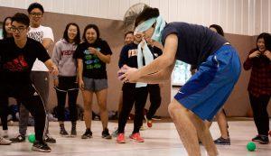 Kois have fun at the 2015 Fall Retreat PC: Wheaton Koinonia