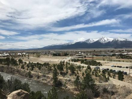 View from Buena Vista. PC: KSB
