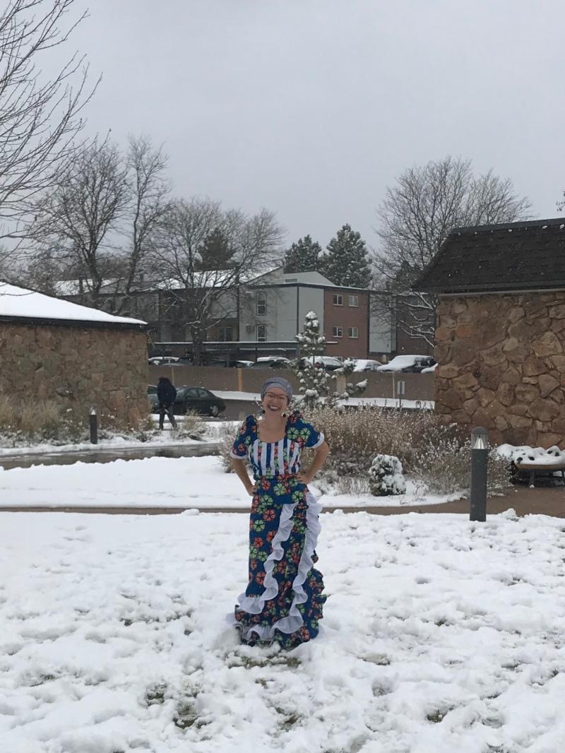 Snow in Colorado, PC: Brian Lindell