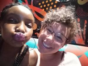 Chukua Selfie na Kairo. PC: Josephine Njeri Kairo
